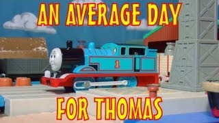 getlinkyoutube.com-TOMICA Thomas & Friends Short 19: An Average Day for Thomas