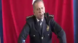 Polis okul müdürünün sosyal medyayı sallayan sözleri