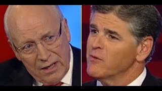 getlinkyoutube.com-Sean Hannity's Groveling Softball Dick Cheney Interview