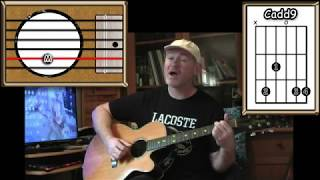 Perfect - Ed Sheeran - Guitar Lesson (Live Acoustic Version) (Detune By 1 Fret)