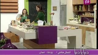 getlinkyoutube.com-غادة تحضر الناجتس، الكورن فليكس و الكيكة الملونة Roya l