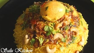 getlinkyoutube.com-How To Make Easy Egg Biriyani