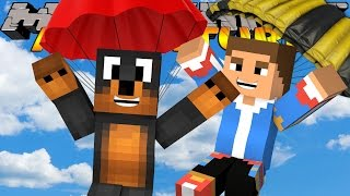 getlinkyoutube.com-Minecraft - Donut the Dog Adventures - SKYDIVING!!! w/Little Donny and the Minevengers