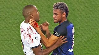 Craziest Football Fights of 2017 ft. Neymar, Ibrahimovic, Ronaldo |HD