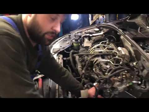 ?Демонтаж клапана ЕГР на Вольво Хс70 1