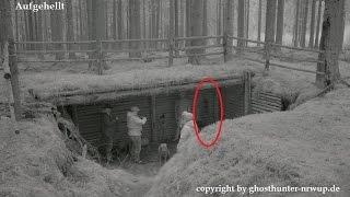 getlinkyoutube.com-Geist eines Soldaten? - Ghosthunter / Geisterjäger aus NRW im Hürtgenwald 28.03.2015  (GH-NRWup)