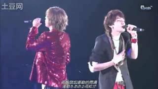 getlinkyoutube.com-山下智久首场LIVE,嘉宾:生田斗真!.avi