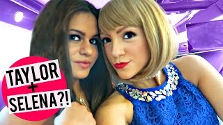 getlinkyoutube.com-Taylor and Selena VLOG TAKEOVER + Behind the Scenes of NEW VIDEO!