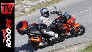 getlinkyoutube.com-Kawasaki Versys 1000 - 2015 Test | Action, Sound, Fazit