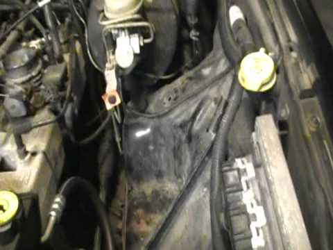 Shop update 9/25/2012 grand marquis and jeep cherokee repairs