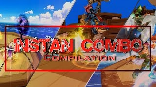 Lost Saga Instan Combo Compilation