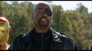"""getlinkyoutube.com-The Starving Games - """"The Avengers plus bloopers """""""