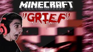 getlinkyoutube.com-Minecraft Horror Map: GRIEF - ΕΙΝΑΙ ΟΝΤΩΣ ΤΡΟΜΑΚΤΙΚΟ!