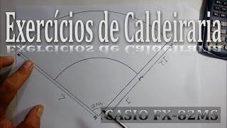 getlinkyoutube.com-Redução  - Exercícios de Caldeiraria - CASIO