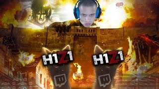 ATTACK ON TYLER: H1Z1