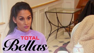 Nikki Bella Reveals John Cena's Wedding Must Have | Total Bellas | E!