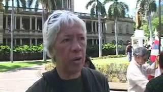 Statehood Day Observance by Statehood Hawaii