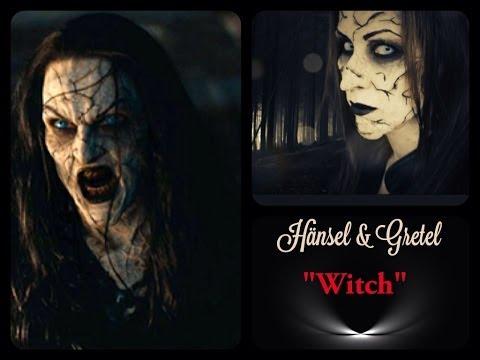 Hexe aus Hänsel und Gretel - Halloween Tutorial