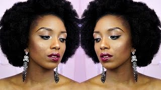 getlinkyoutube.com-How To Kinky Afro Crochet Braids Tutorial On Short Natural Hair