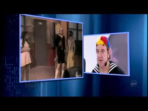 Episódios inéditos de Chaves exibidos pelo SBT, no Domingo Legal com o Kiko (2010)