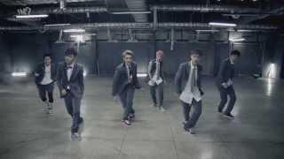 getlinkyoutube.com-EXO 'Growl' mirrored Dance MV (Korean ver)