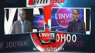 L'invité du  20h : Me Amadou Sall avocat de Karim Wade - 27 juin 2016