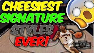 getlinkyoutube.com-NBA 2K16 | NEW PG ATTRIBUTE UPDATE | Best Signature Styles | BEST JUMPSHOT GREEN LIGHTS!