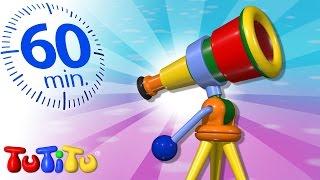 getlinkyoutube.com-TuTiTu Specials | Telescope | And Other Popular Toys for Children | 1 HOUR Special