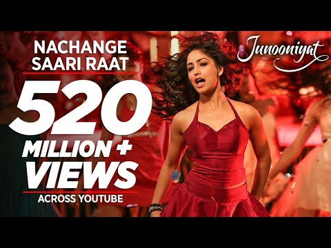 Nachange Saari Raat Full Video Song | JUNOONIYAT | Pulkit Samrat,Yami Gautam|