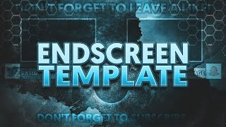 getlinkyoutube.com-Endscreen Template [Photoshop]