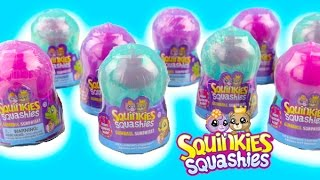 getlinkyoutube.com-Squinkies Squashies Gumball Surprise! I Find Two Ultra Rares!!