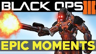 BLACK OPS 3: Epic Moments EP.2 (Black Ops 3 Funny Moments + Fails Call of Duty BO3 III Gameplay)