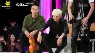 getlinkyoutube.com-[vietsub] Go Show - BIGBANG part 1/6