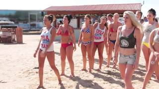 getlinkyoutube.com-Bikini Beach Brawl - 2016 Sturgis Rider TV