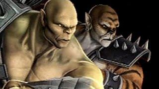 getlinkyoutube.com-Mortal Kombat 9 - Goro/Kintaro Tag Ladder (EXPERT)