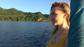 getlinkyoutube.com-S3E16 (Sailing Miss Lone Star) Sailing to Young Island Cut BVI