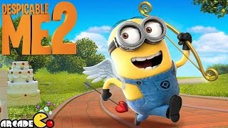getlinkyoutube.com-Despicable Me 2: Minion Rush - The Wedding Party (Secret Area) Valentine's Day Special Mission