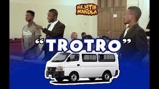 Kejetia Vs Makola - 'Trotro'