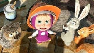 Маша и Медведь (Masha and The Bear) - Осторожно, ремонт! (26 Серия)