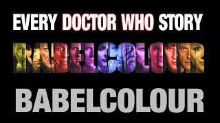 getlinkyoutube.com-Every Doctor Who Story - The First 50 Years - by Babelcolour