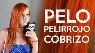 getlinkyoutube.com-Cómo mantener/cuidar el color | PELIRROJO COBRIZO