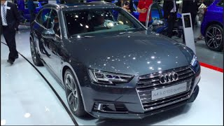 getlinkyoutube.com-Audi A4 Avant 3.0 TDI quattro 2016 In detail review walkaround Interior Exterior
