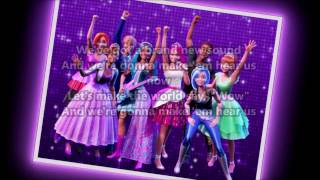getlinkyoutube.com-Barbie™ in Rock'n Royals - Brand New Sound - Karaoke