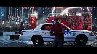 getlinkyoutube.com-Spiderman vs Electro full scene English Audio