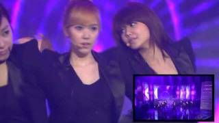 getlinkyoutube.com-HD SNSD Jessica - Run Devil Run Multi Angle 4/10 The M Wave May02.2010 GIRLS' GENERATION 720p