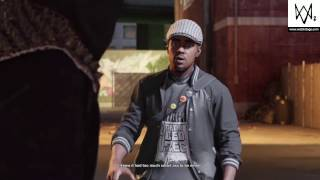Watch Dogs® 2 - Cyber Driver (Chapter 2) Part 2