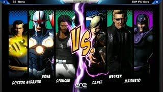 getlinkyoutube.com-Nemo vs Yipes - Capcom Cup UMVC3 Winners Bracket
