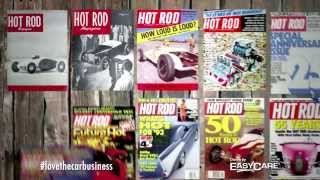 EasyCare | Love The Car Business- David Freiburger | Hot Rod