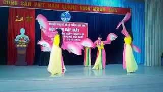 getlinkyoutube.com-k60 múa net việt phụ nữ khu 8 cự thắng