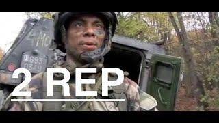 getlinkyoutube.com-Le 2 REP , Les Légionnaires Parachutistes, un Reportage de 52 '